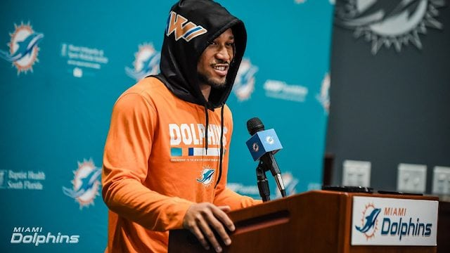 DT Daily for Thurs, May 24th: Dolphins WR Albert Wilson joins the Podcast & we chat with Dolphins Reporter Antwan Staley from USA Today