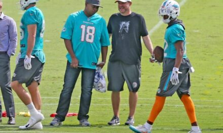 Comedian & Dolphins Fan Roy Wood Jr Talks about Tua & the Dolphins