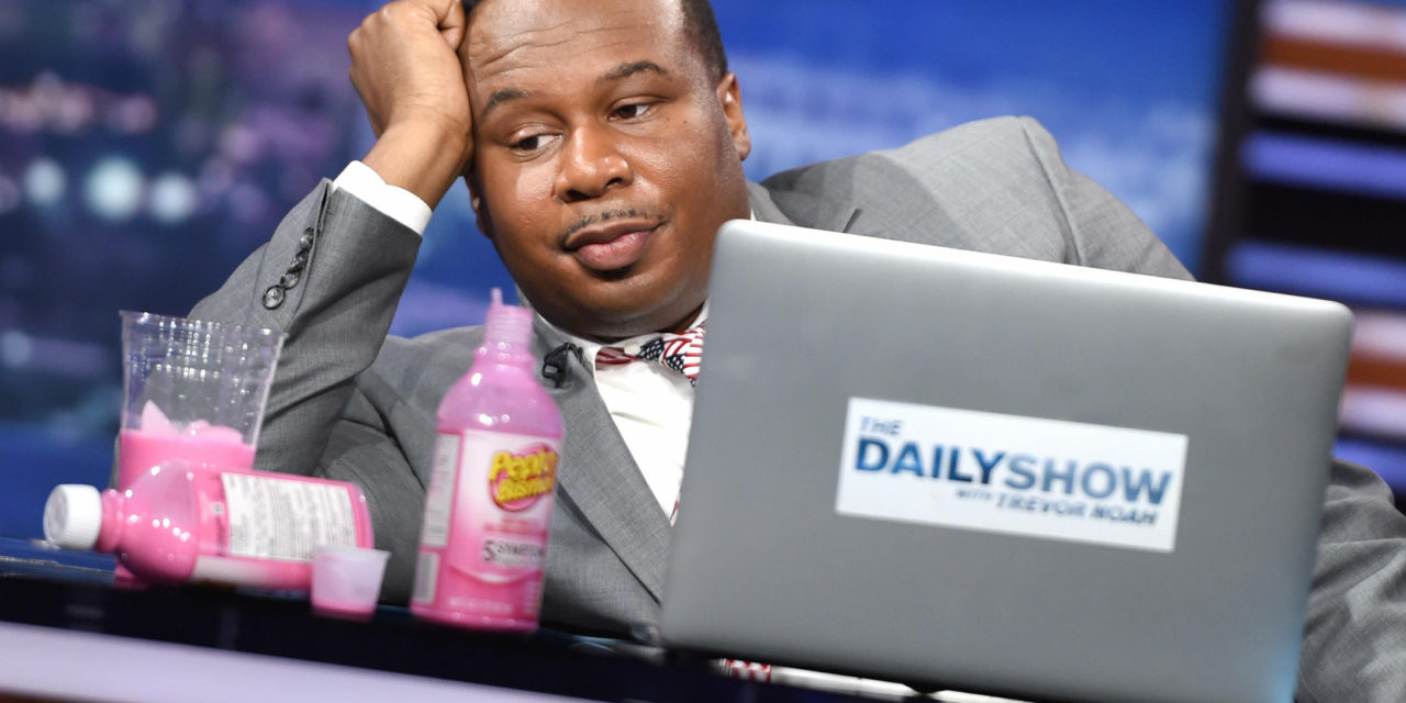 Dolphins Fan Roy Wood Jr from The Daily Show Joins Us