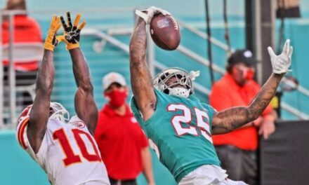The Same Old Dolphins Show: Chiefs Game Reactions