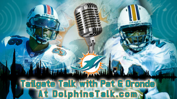 Tailgate Talk with Pat & Oronde for September 27th