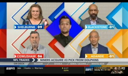 ESPN Around The Horn: Breakdown of Two Dolphins Trades