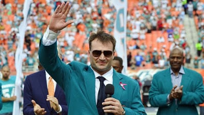DolphinsTalk.com Daily for Friday, Nov 24th: Zach Thomas and Jimmy Johnson 2018 Hall of Fame news & Fins vs Pats Preview