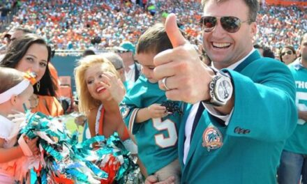 Meet Zach Thomas – The Finalist for Pro Football Hall of Fame Class of 2021