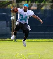 Is Arian Foster ready to play this Friday against the Cowboys?