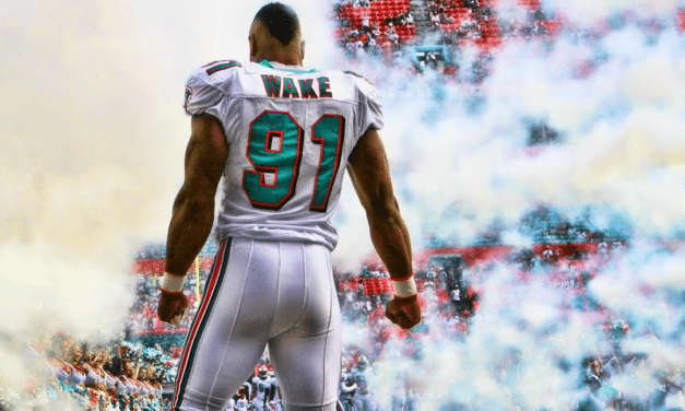 BREAKING NEWS: Cam Wake Signs a 2 year Contract Extension