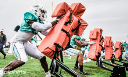 DT Daily 7/20: Status of Dolphins Training Camp
