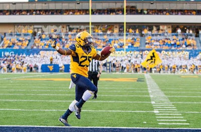 Under the Radar Running Back Prospect: Justin Crawford of West Virginia