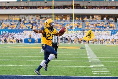 Under the Radar Running Back Prospect: Justin Crawford of West Virginia