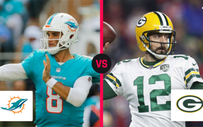 Goals For The Dolphins vs Packers