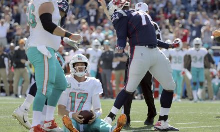 Deep Reflections: Dolphins vs. Patriots Week 4