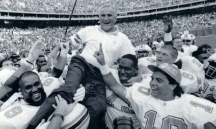 A Death in the Family: Mourning Coach Shula
