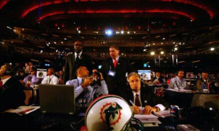 Miami Dolphins 4 Round Mock Draft