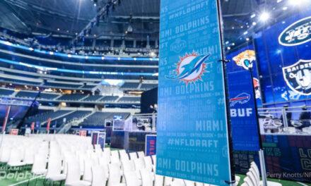 Dolphins Dream First Round Draft Scenario
