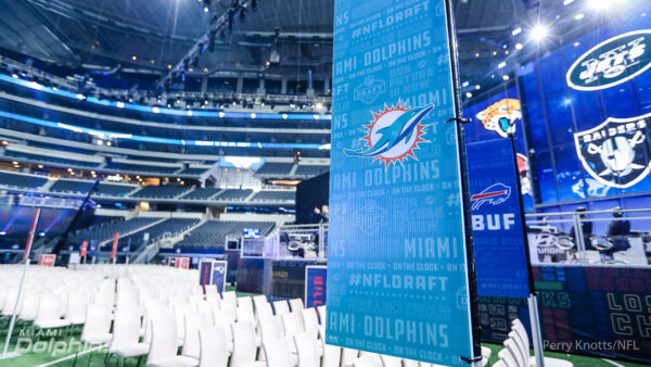 Dolphins Dream First Round Draft Scenario
