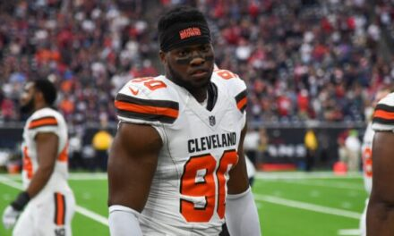 BREAKING: Dolphins Agree To Terms with DE Emmanuel Ogbah