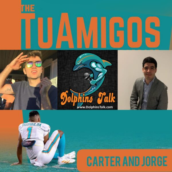 TuAmigos Podcast: New Look Dolphins Offense & Colin Cowherd vs Dolphins Fans