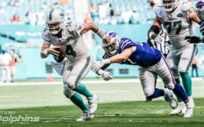 Miami Dolphins Let One Slip Away