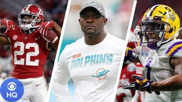 CBS Sports: NFL Draft Needs for Bills, Dolphins, Jets, Patriots