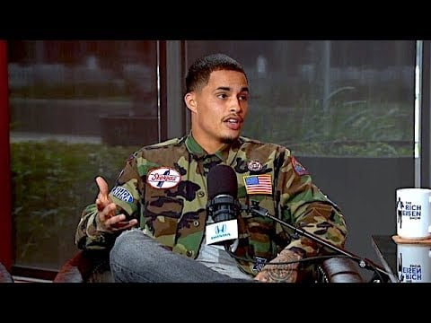 VIDEO: Kenny Stills on The Rich Eisen Show Talking Stephen Ross and Jarvis Landry