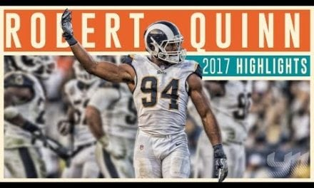 VIDEO: Robert Quinn 2017 Season Highlights
