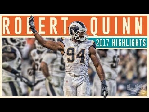 VIDEO: Robert Quinn 2017 Season Highlights