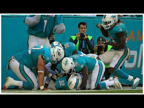 Miami Dolphins News Update 8/15/17