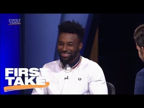 VIDEO: Jarvis Landry on ESPN First Take