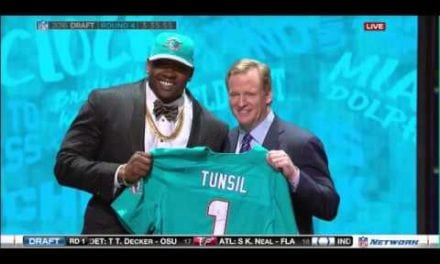 VIDEO: NFL Network Recaps the Dolphins Draft Picks After First Two Days