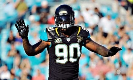 Dolphins sign DE Andre Branch to 1 year deal
