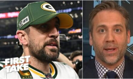 ESPN FIRST TAKE: Aaron Rodgers Should Want to be Traded to Miami