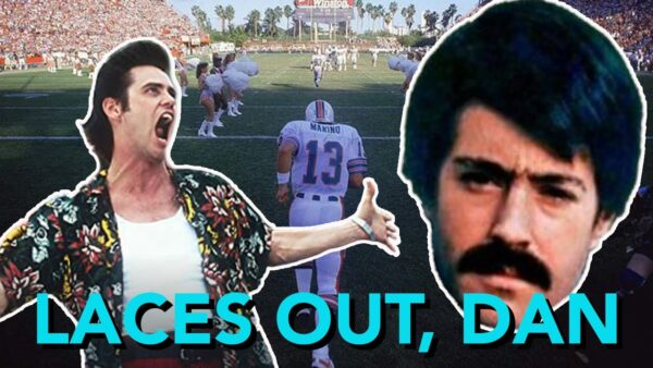 Why Ray Finkle's Miss WASN'T Dan Marino's Fault (Ace Ventura)