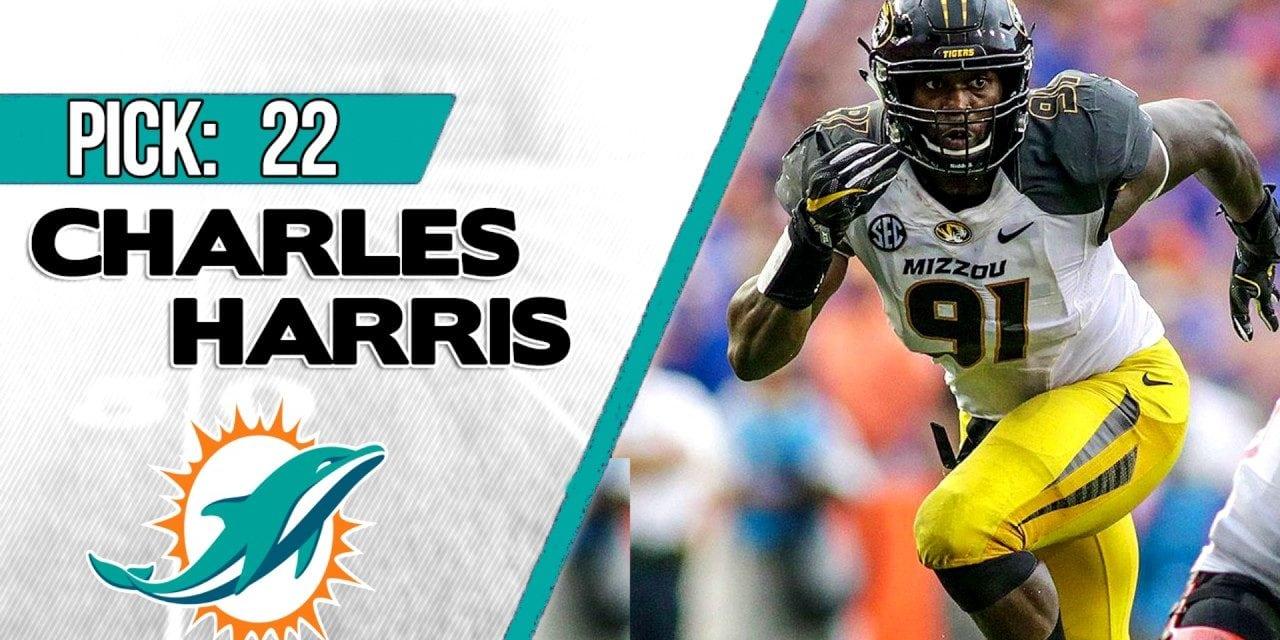 Miami Dolphins Mock Draft 1.0