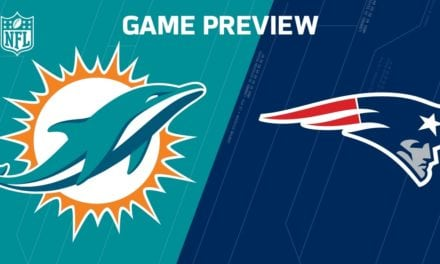 Week 2 preview: Miami Dolphins @ New England Patriots
