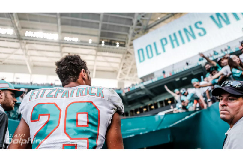 Minkah Fitzpatrick Is Someone To Build Around
