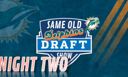 The Same Old Dolphins Show: 2021 NFL Draft Night Two Live Reactions