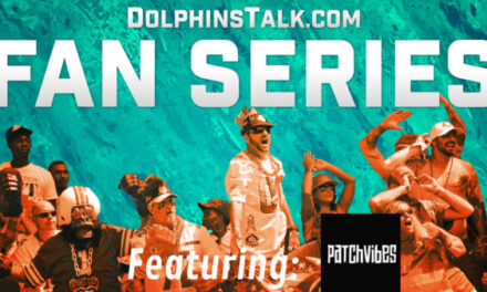 DolphinsTalk Fan Series #5: PatchVibes