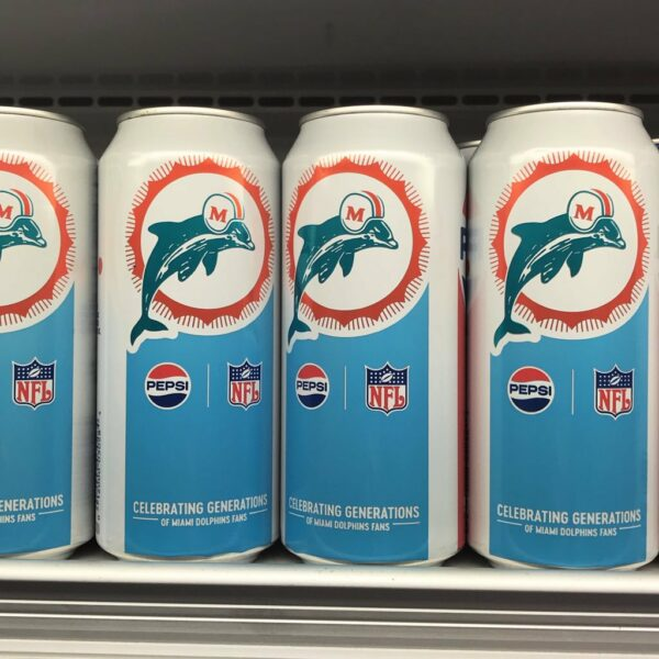 Miami Dolphins host Fantennial Celebration Presented by Pepsi