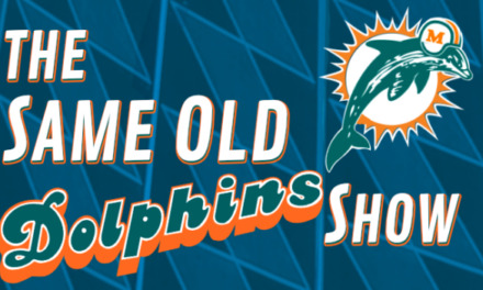 BREAKING NEWS AUDIO: The Same Old Dolphins Show: Playing With No Net (Bills Preview)