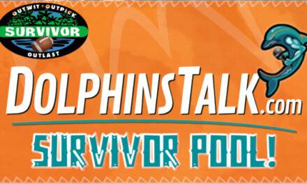 DolphinsTalk.com NFL Picks Survivor Pool