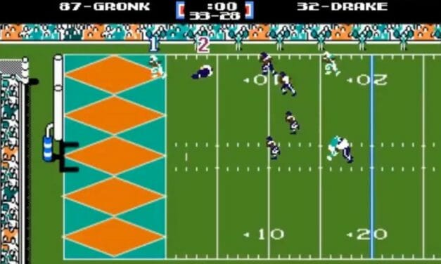Tecmo Version Of The Miami Miracle Is Great