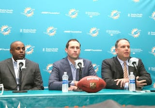 Post-Draft State of the Dolphins