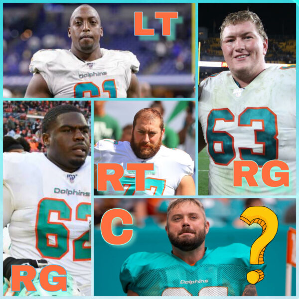 MIAMI DOLPHINS: REBUILDING THE TRENCHES