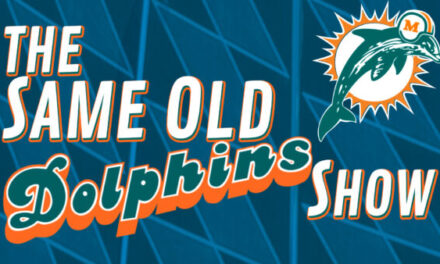 The Same Old Dolphins Show: Measuring Stick (Chiefs Preview)