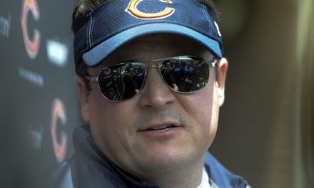 Miami Dolphins meeting with Former Bears Offensive Coordinator Dowell Loggains