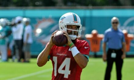 VIDEO: Rundown of Day 5 of Dolphins Practice