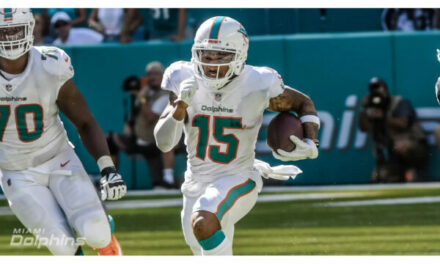 VIDEO: Dolphins Sign CB Tyler Patmon/ Player Updates