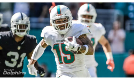 BREAKING NEWS: Dolphins WR Albert Wilson Opt's Out of 2020 Season